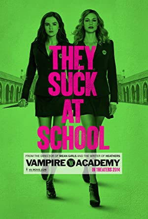 Vampire Academy (2014) Download on Vidmate