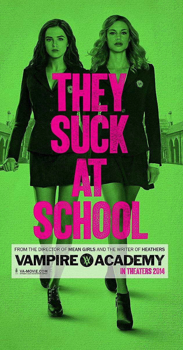 Vampyrų akademija / Vampire Academy (2014) Online