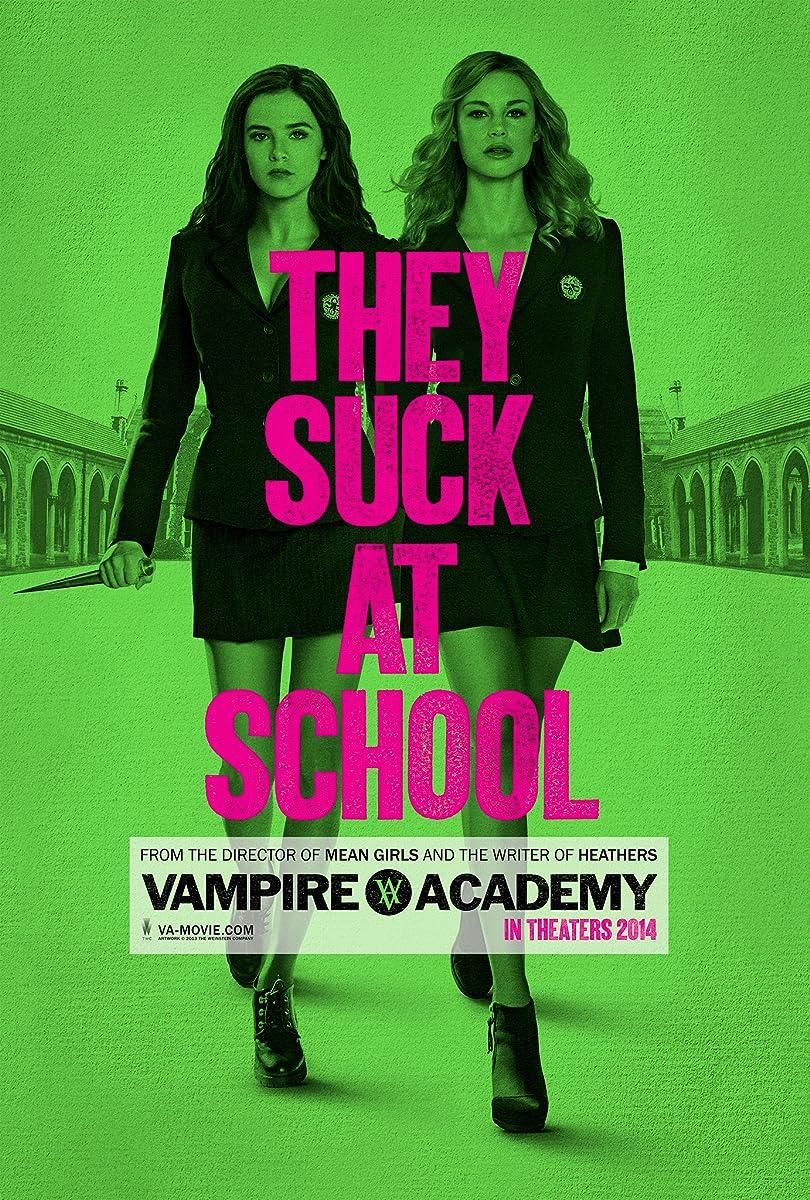 Vampyrų akademija