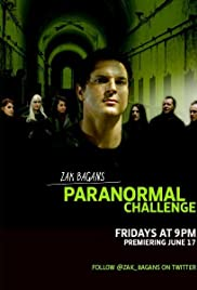 Paranormal Challenge Poster - TV Show Forum, Cast, Reviews