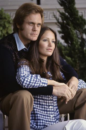 Jaclyn Smith and Roger Davis circa 1968