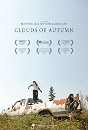 Clouds of Autumn Poster