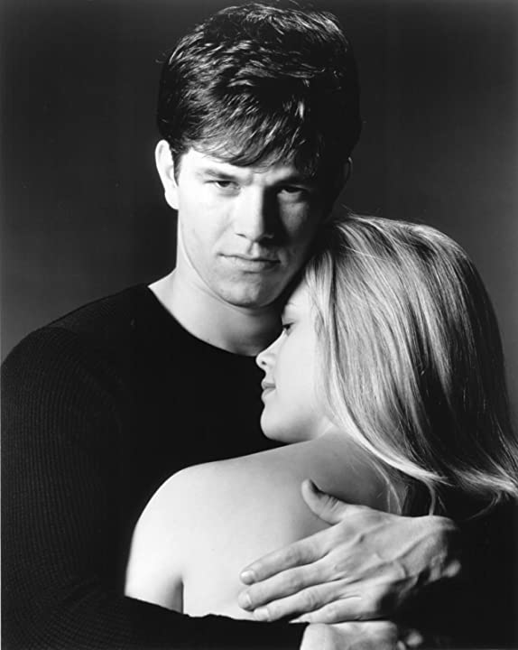 Mark Wahlberg and Reese Witherspoon in Fear (1996)