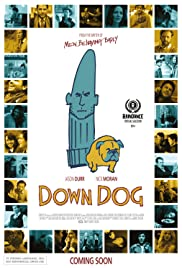 Down Dog Poster