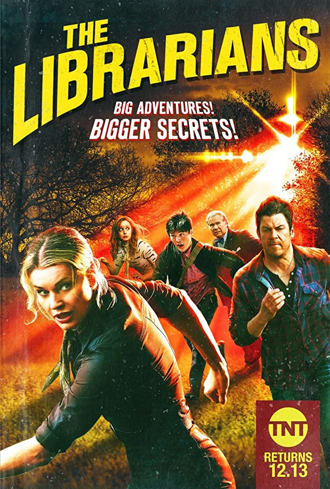 Assistir The Librarians Dublado e Legendado Online
