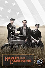 Harley And The Davidsons (2016)