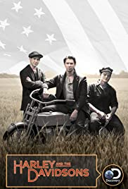 Harley and the Davidsons Poster - TV Show Forum, Cast, Reviews