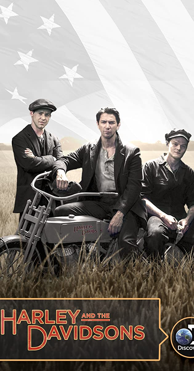 harley and the davidsons tv mini series 2016 imdb. Black Bedroom Furniture Sets. Home Design Ideas