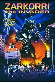 Zarkorr! The Invader(1996) Poster - Movie Forum, Cast, Reviews
