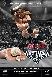 WrestleMania 22(2006) Poster - TV Show Forum, Cast, Reviews