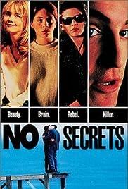 No Secrets Poster
