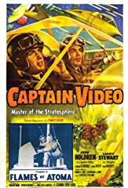 Captain Video, Master of the Stratosphere Poster