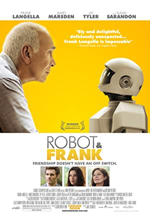 Poster Robot & Frank - Zwei diebische Komplizen