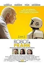 Robot & Frank (2012) Poster