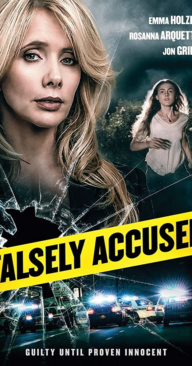 falsely accused imdb