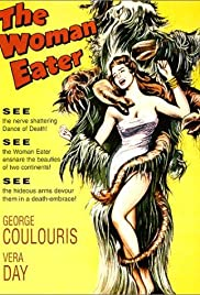 The Woman Eater Poster