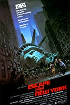 Escape from New York (1981) Poster