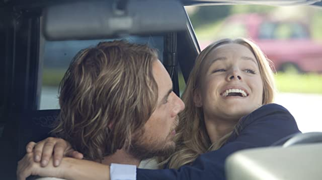 Still of Kristen Bell and Dax Shepard in Hit and Run