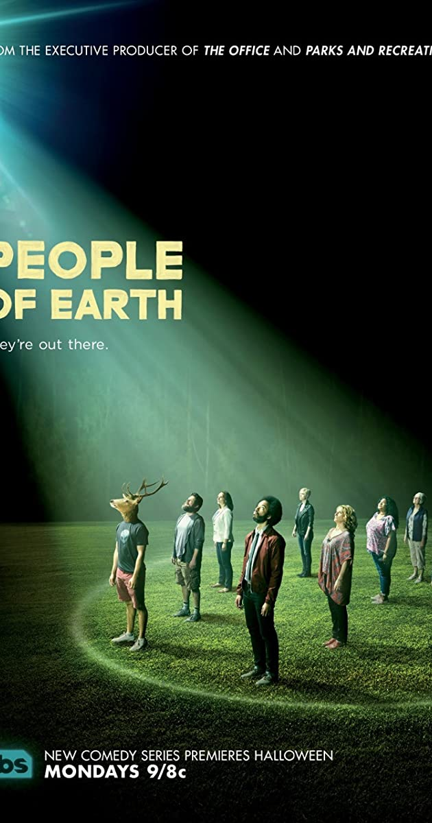 People of Earth (TV Series 2016– )