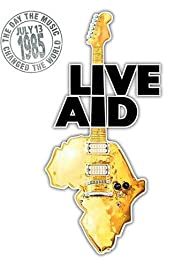 Live Aid (1985) Poster - TV Show Forum, Cast, Reviews