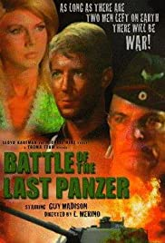 La battaglia dell'ultimo panzer (1969) Poster - Movie Forum, Cast, Reviews