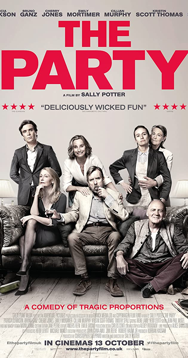The Party (2017) - IMD...