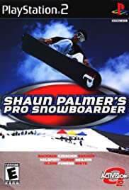Shaun Palmer's Pro Snowboarder Poster
