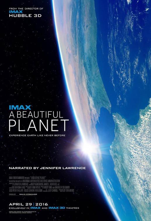 A Beautiful Planet(2016) - Vision Filme