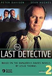 The Last Detective Poster - TV Show Forum, Cast, Reviews