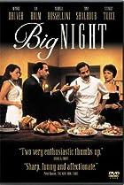 Big Night (1996) Poster
