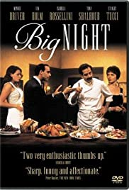 Big Night Poster