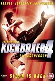 Kickboxer 4: The Aggressor (1994) Poster - Movie Forum, Cast, Reviews