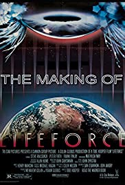 The Making of... 'Lifeforce' Poster