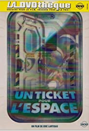 A Ticket to Space Poster