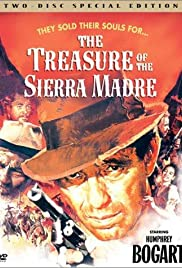 Discovering Treasure: The Story of the Treasure of the Sierra Madre Poster