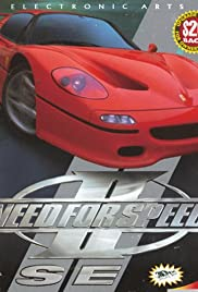 Need for Speed II Poster