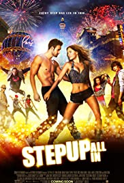Step Up All In (2014) Poster - Movie Forum, Cast, Reviews