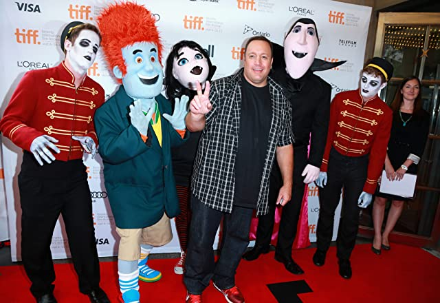 Kevin James at Hotel Transylvania (2012)