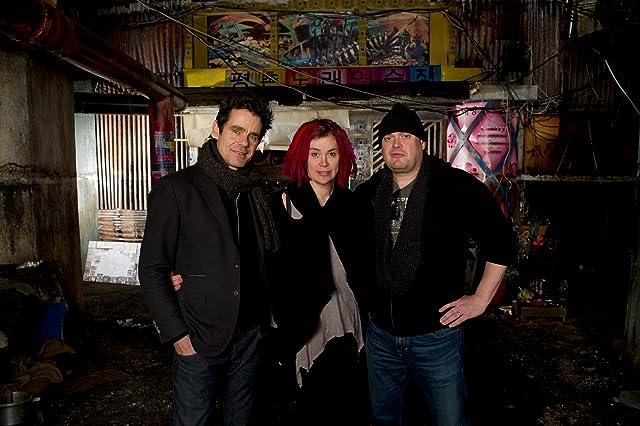 Tom Tykwer, Lilly Wachowski, and Lana Wachowski in Cloud Atlas (2012)