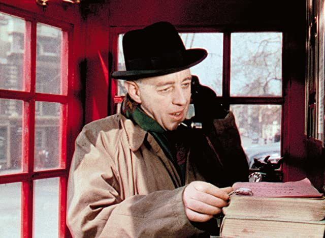 Alec Guinness in The Ladykillers (1955)