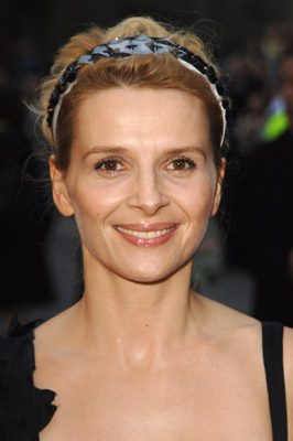 Juliette Binoche at an event for Breaking and Entering (2006)