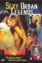 Sexy Urban Legends Poster