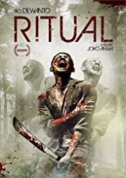Ritual (2012) poster