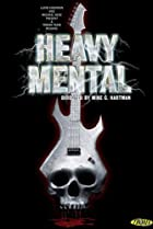Image of Heavy Mental: A Rock-n-Roll Blood Bath