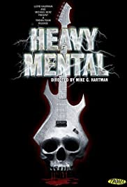 Heavy Mental: A Rock-n-Roll Blood Bath Poster