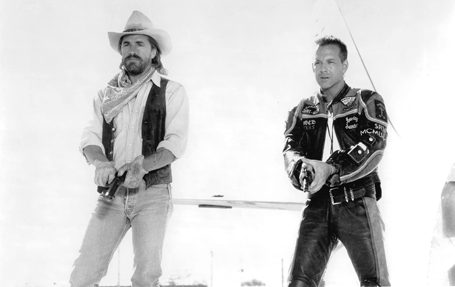 Harley Davidson and the Marlboro Man 1991