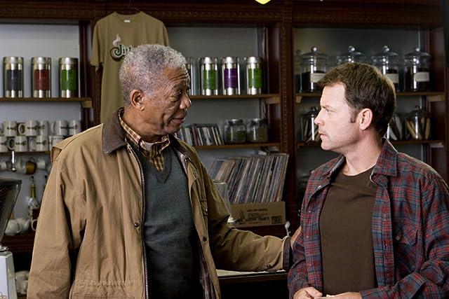 Morgan Freeman and Greg Kinnear in Feast of Love (2007)