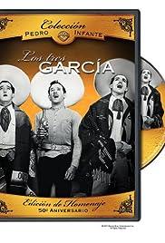 Los tres García(1947) Poster - Movie Forum, Cast, Reviews