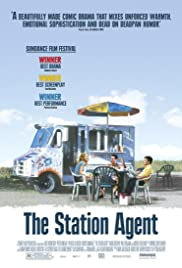 The Station Agent Poster