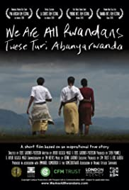 We Are All Rwandans Poster
